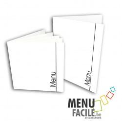MenuClassic PVC modèle 101