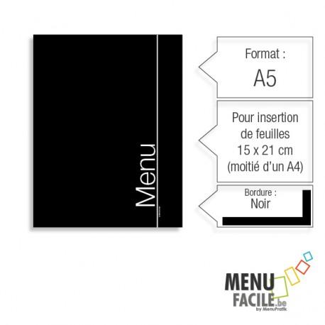MenuClassic PVC modèle 103