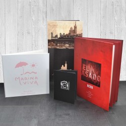 MenuBook Carton