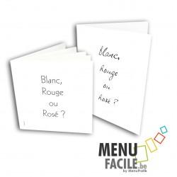 MenuClassic PVC modèle 113
