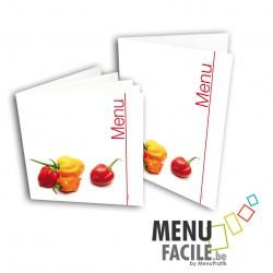 MenuClassic PVC modèle 114