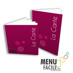 MenuClassic PVC modèle 115