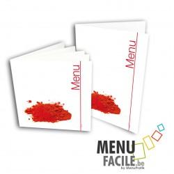 MenuClassic PVC modèle 121