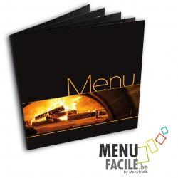 MenuClassic PVC modèle 122