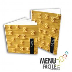 MenuClassic PVC modèle 131