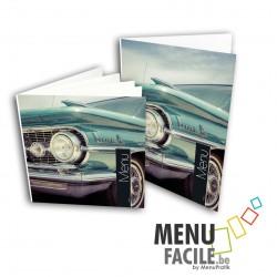 MenuClassic PVC modèle 139